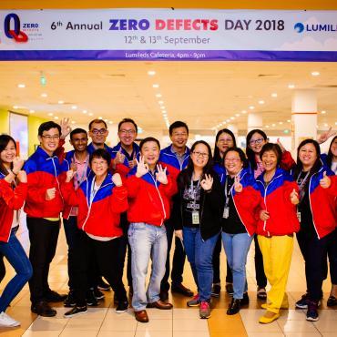 Lumileds 2018 Zero Defects Day