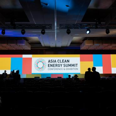 Asia Clean Energy Summit 2018