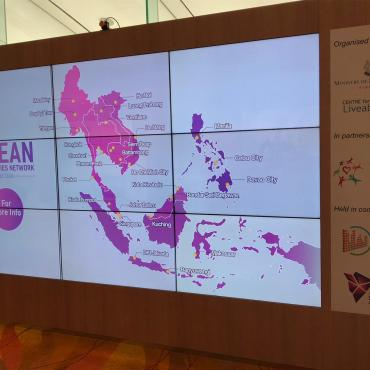 ASEAN Smart Cities Network Inaugural Event 2018