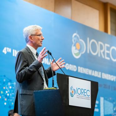 4th International Off-Grid Renewable Energy Conference & Exhibition